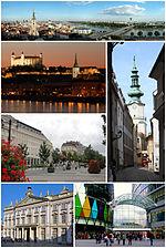 Bratislava, zdroj wikipédia